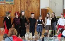 Přehlídka školních družin v Osvětimanech