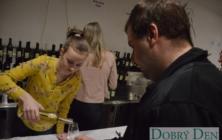 Košt archivních vín v Boršicícch