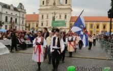 Slovácké slavnosti vína a otevřených památek - průvod