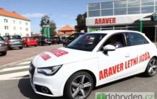 Araver letní jízda