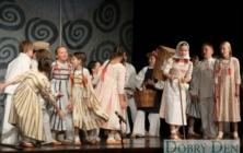 Premiéra dětského folklorního souboru Hradišťánek