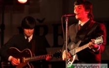 Břestecký Pinkl na vlně The Beatles