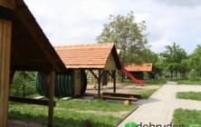 Ekologická zahrada v MŠ Korytná