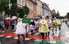 Průvod Slováckých slavností vína, díl šestý