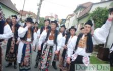 Slovácké hody s právem v Boršicích
