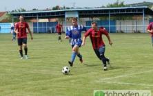 Fotbal Hluk B - D.Němčí B