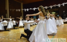 2. reprezentační ples školy a obce ve Vlčnově