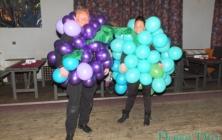 Maškarní ples v Topolné