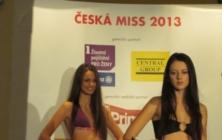 Tváře míří do finále krajského kola České MISS 2013