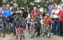 Nová cyklostezka na Velehrad