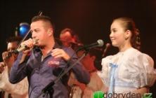 Vánoční koncert Petra Bendeho v Uherském Brodě