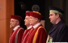 Inaugurace nového děkana