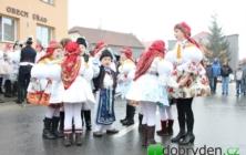 Slovácké hody s právem v Nedachlebicích