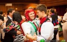 Krojový ples v Popovicích