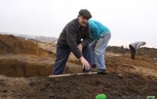 Archeologické objevy u Polešovic