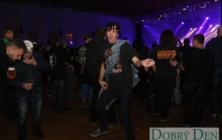 Koncert kapely Lordi v Hluku