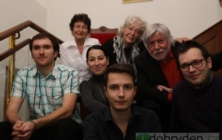 Večeře herců Slováckého divadla se čtenáři DOBRÉHO DNE