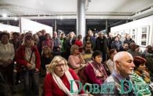 Vernisáž výstavy Ohlédnutí 2019