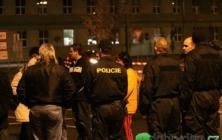 Policejní rekonstrukce na místě činu