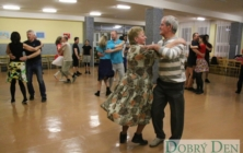 Učíme se lidové tance 2017