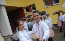 Slovácké hody s právem v Derfli 2012