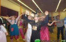 Dětský karneval v Jalubí