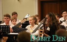 Koncert souborů a sólistů k 80. výročí ZUŠ UH
