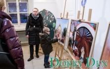 Vernisáž výstavy Pat a Mat v Uherském Brodě