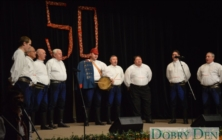 50. výročí Národopisného krúžku Dolněmčan