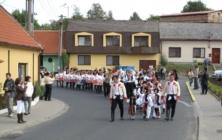 Slovácké hody s právem v Tučapech