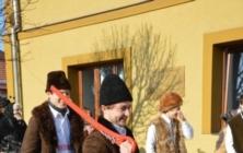 Fašank v Moravském Písku