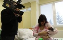 První miminko Slovácka roku 2011