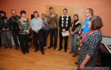 Výstava kočárků v Huštěnovicích