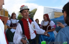 Folklorní den ve Slavkově