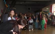 Dětský karneval v Topolné