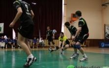 Volejbalové utkání Nivnice - Nový Jičín