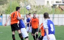 Fotbalové utkání I.B Strání-Osvětimany