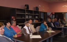 Předvánoční setkání sluchově postižených v Uherském Hradišti