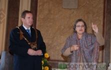 Návštěva potomků rodů Baťů v Uherském Hradišti