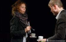Premiéra Slováckého divadla - Oleanna