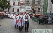 Průvod Slováckých slavností vína, díl první