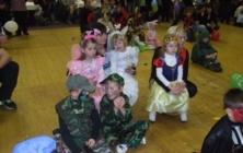 Dětský karneval v Bánově
