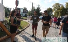 Putování Vinohradskou ulicí