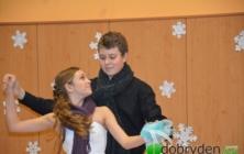 Školní ples v Polešovicích