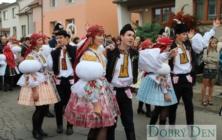 Slovácké hody s právem v Babicích