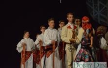 Premiéra pořadu Na dědině DFS Omladinka v Uherském Hradišti