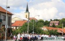 Hody v Újezdci u Luhačovic