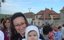 Slovácké hody s právem v Traplicích 2012