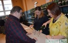 Košt vína v Huštěnovicích