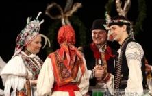 Premiéra folklorního souboru Dolina ze Starého Města